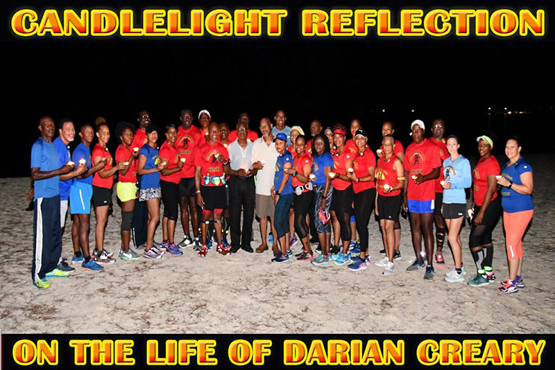 Candlelight Reflection on the life of Darian Creary
